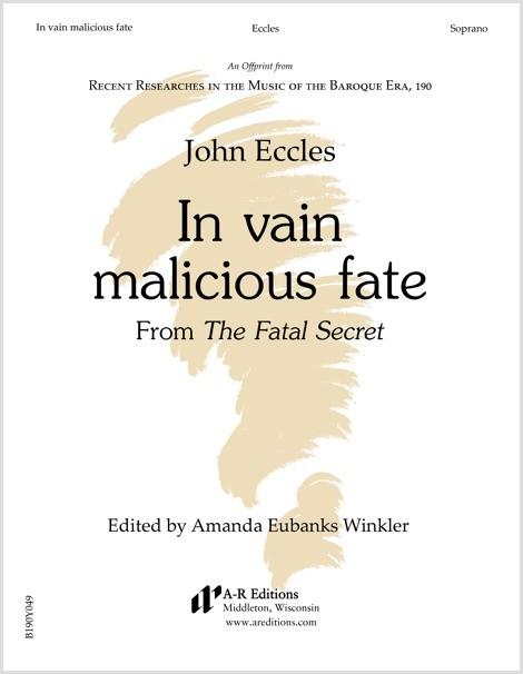 Eccles: In vain malicious fate
