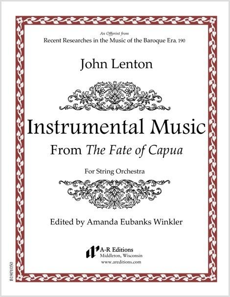 Lenton: Instrumental Music