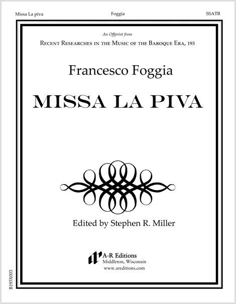 Foggia: Missa La piva