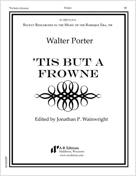 Porter: 'Tis but a frowne