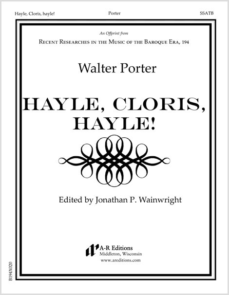 Porter: Hayle, Cloris, hayle!
