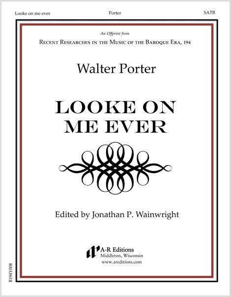 Porter: Looke on me ever