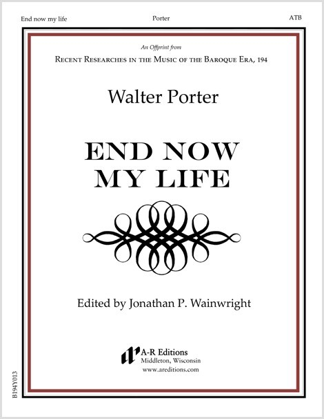 Porter: End now my life