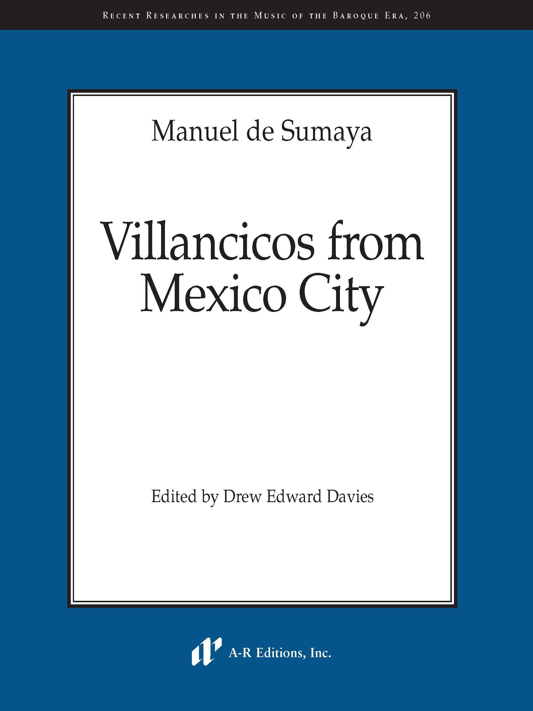 Sumaya: Villancicos from Mexico City