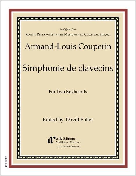 Couperin: Simphonie de clavecins