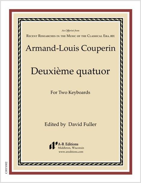 Couperin: Deuxième quatuor