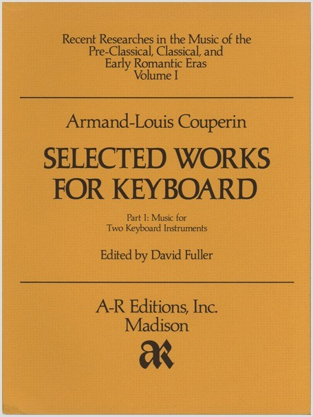 Couperin, A.-L.: Selected Works for Keyboard