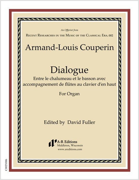 Couperin: Dialogue