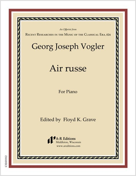 Vogler: Air russe