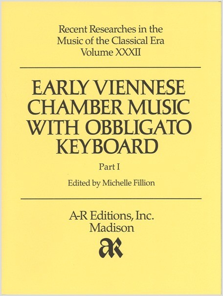 Early Viennese Chamber Music with Obbligato Keyboard