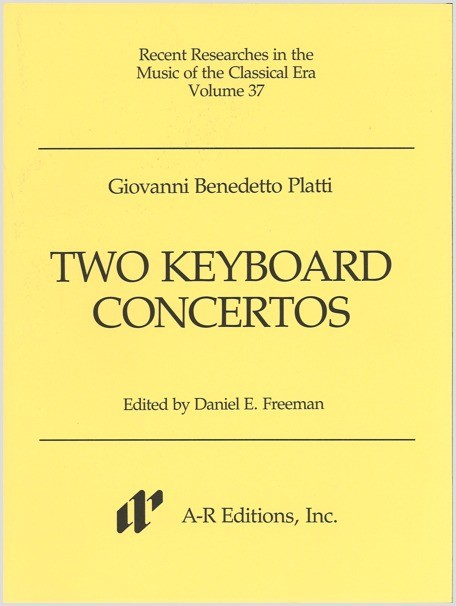 Platti: Two Keyboard Concertos
