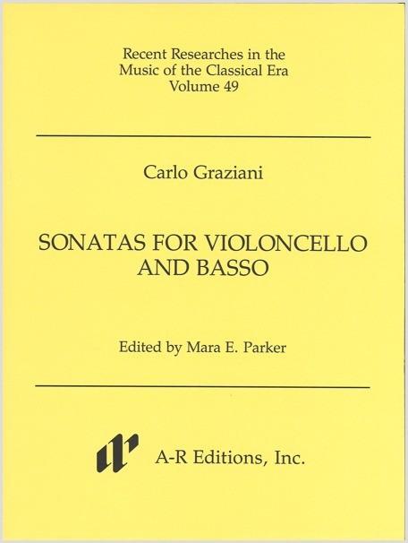 Sonatas for Violoncello and Basso