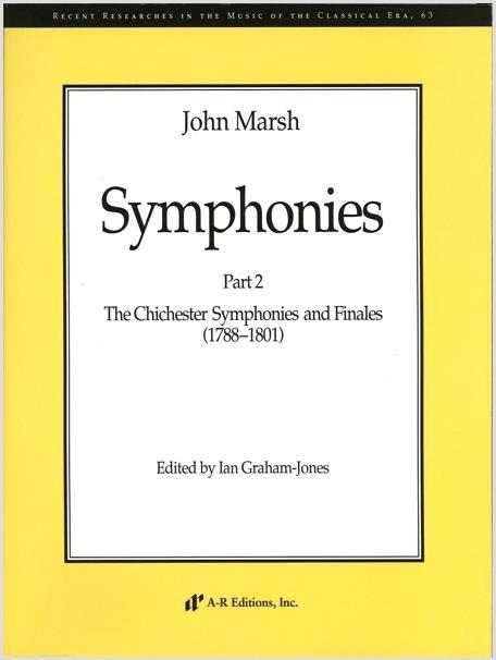 Marsh: Symphonies, Part 2