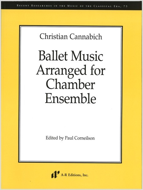 Cannabich: Ballet Music Arranged for Chamber Ensemble
