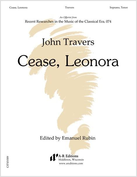 Travers: Cease, Leonora