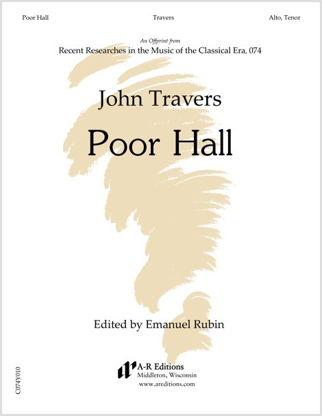 Travers: Poor Hall