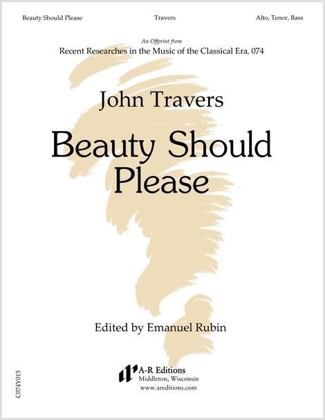 Travers: Beauty Should Please