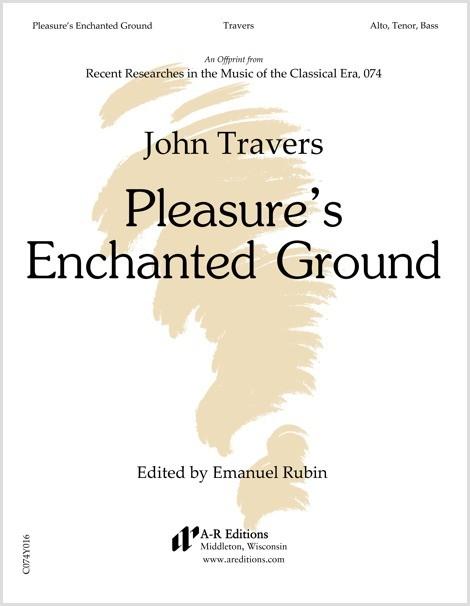 Travers: Pleasure's Enchanted Ground