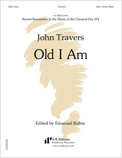 Travers: Old I Am