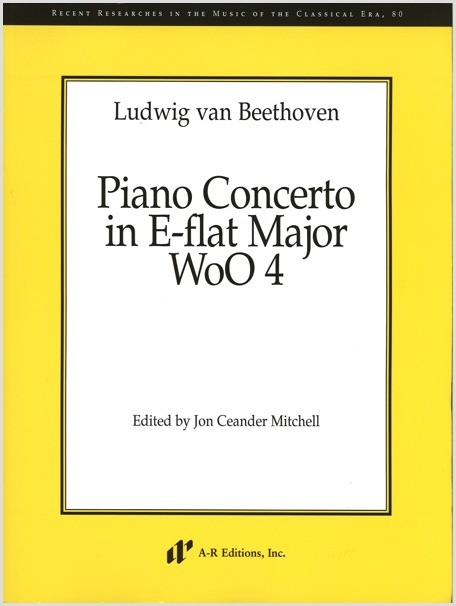Beethoven: Piano Concerto in E-flat Major, WoO 4