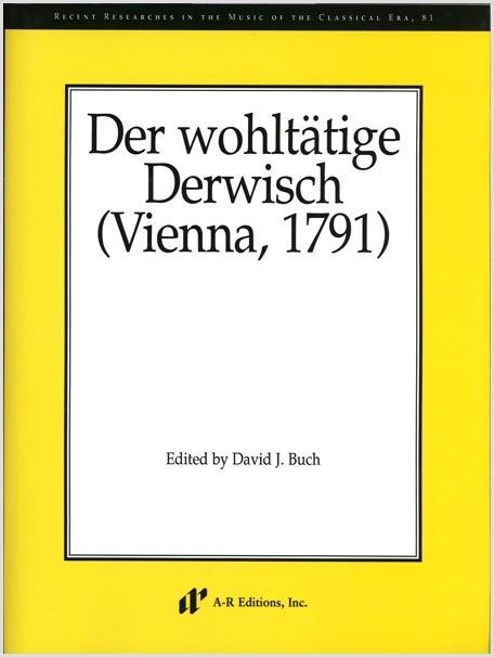 Der wohltätige Derwisch (Vienna, 1791)