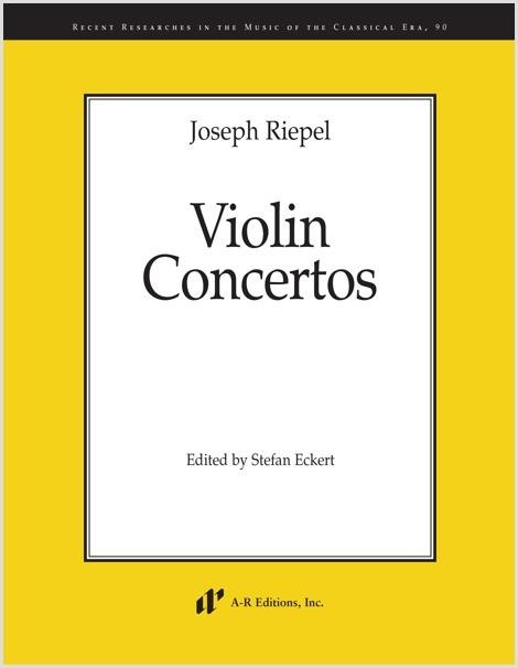 Riepel: Violin Concertos