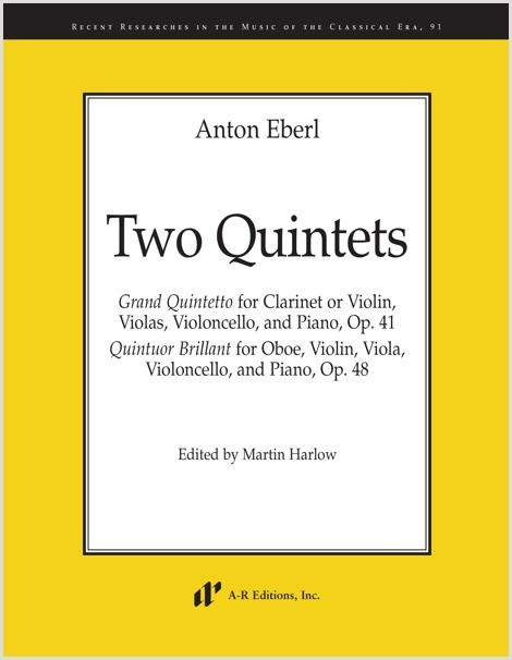 Eberl: Two Quintets