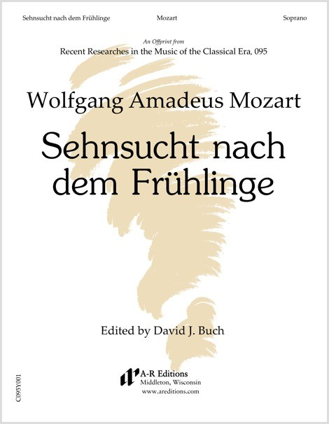 Mozart: Sehnsucht nach dem Frühlinge