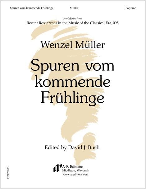 Müller: Spuren vom kommenden Frühlinge