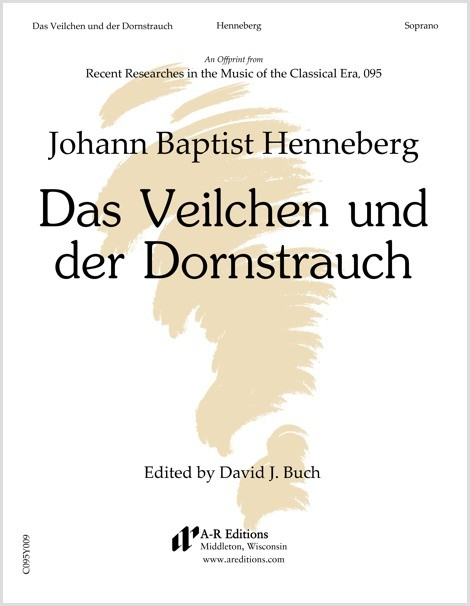 Henneberg: Das Veilchen und der Dornstrauch