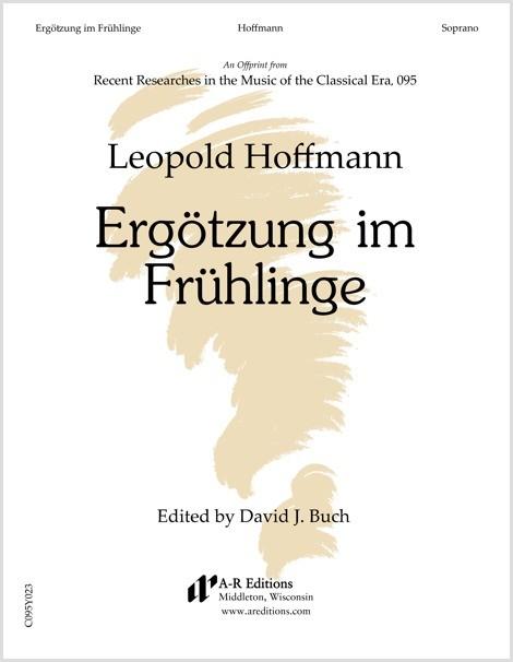 Hoffmann: Ergötzungen im Frühlinge
