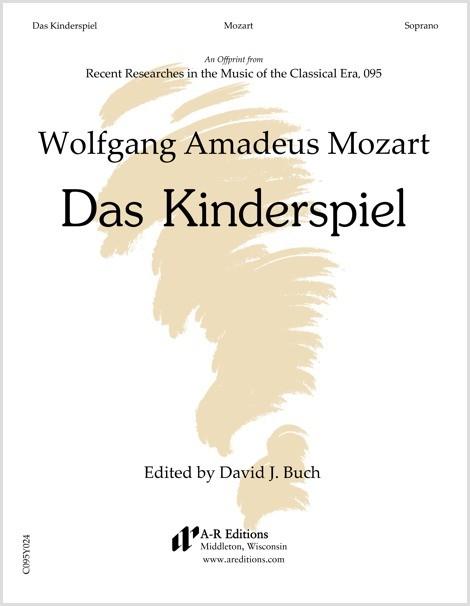 Mozart: Das Kinderspiel