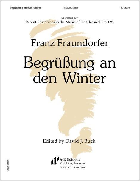 Fraundorfer: Begrüßung an den Winter