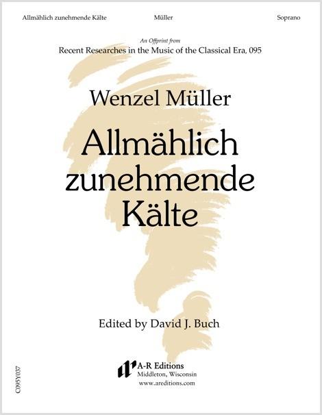 Müller: Allmählich zunehmende Kälte