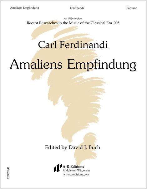 Ferdinandi: Amaliens Empfindung