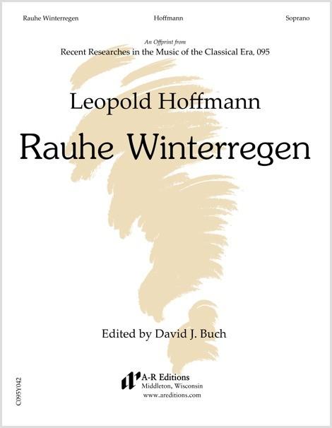 Hoffmann: Rauhe Winterregen