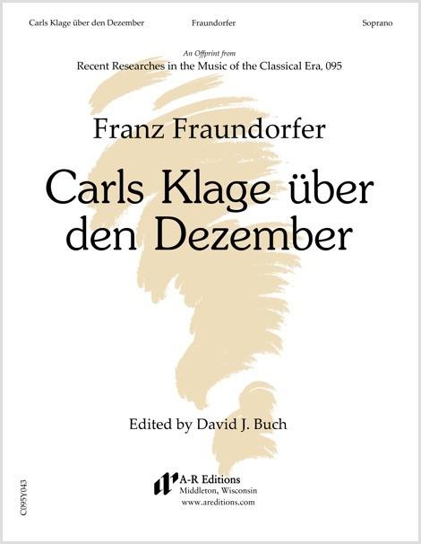Fraundorfer: Carls Klage über den Dezember