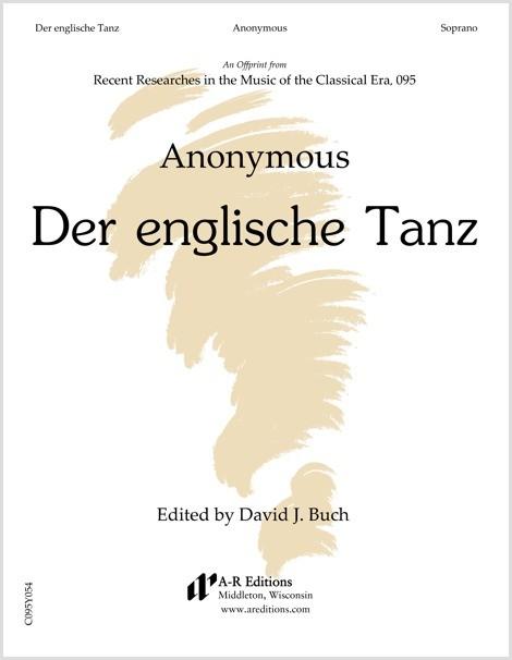 Anonymous: Der englische Tanz