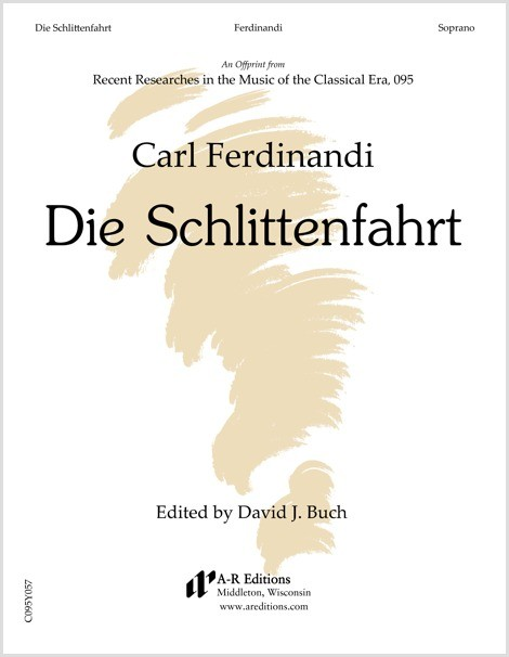 Ferdinandi: Die Schlittenfahrt