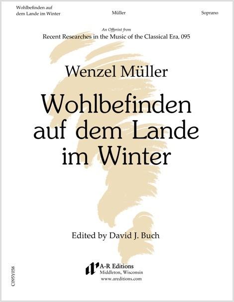 Müller: Wohlbefinden auf dem Lande im Winter