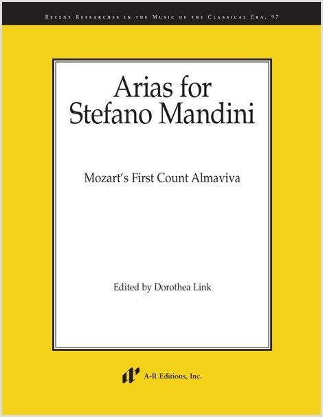 Arias for Stefano Mandini