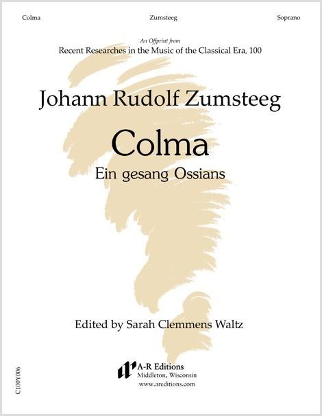 Zumsteeg: Colma