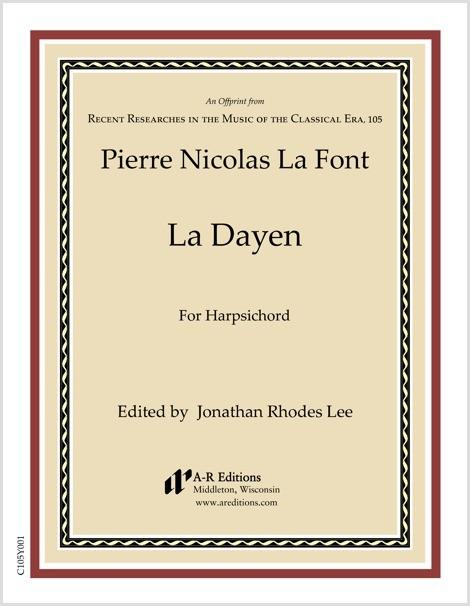La Font: La Dayen