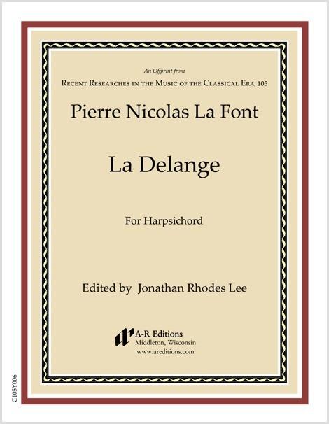 La Font: La Delange