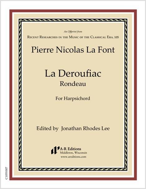 La Font: La Deroufiac