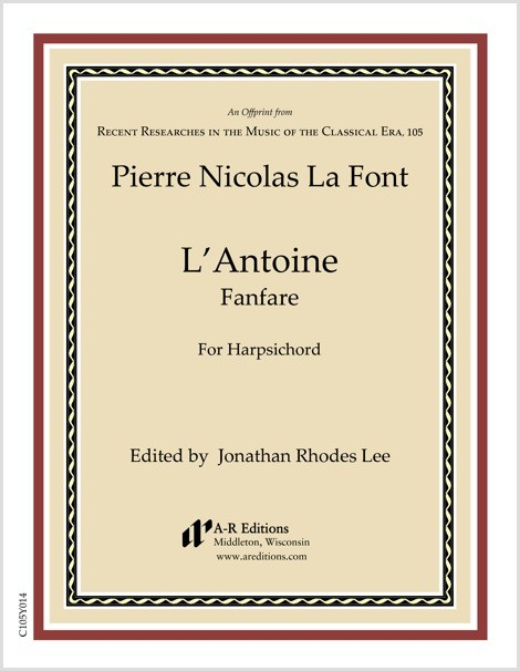 La Font: L'Antoine