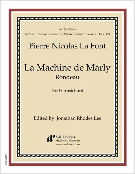 La Font: La Machine de Marly