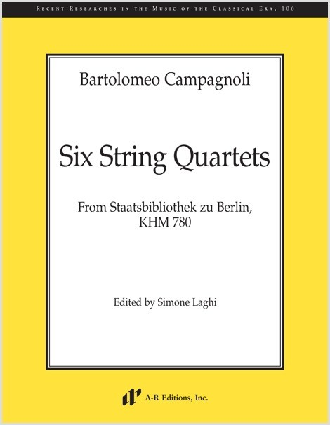 Campagnoli: Six String Quartets