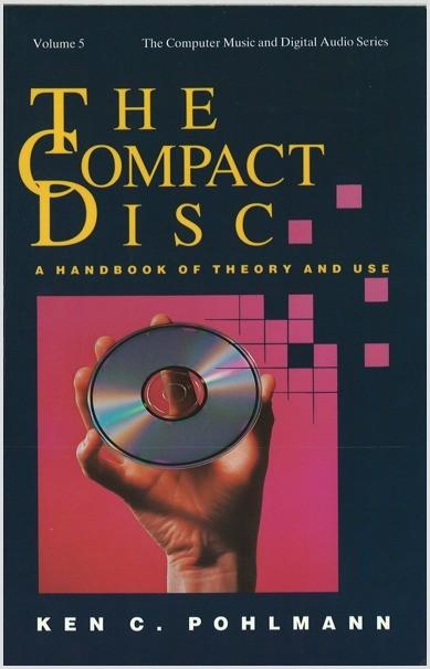 Pohlmann: The Compact Disc Handbook, 2nd ed.