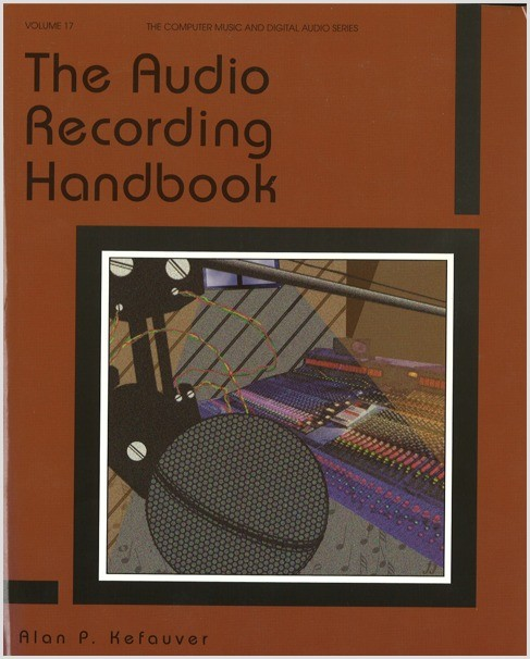 Kefauver: The Audio Recording Handbook